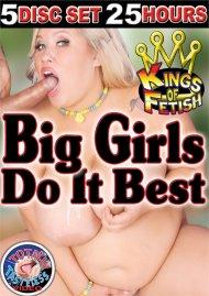 Big Girls Do It Best (5-Pack)