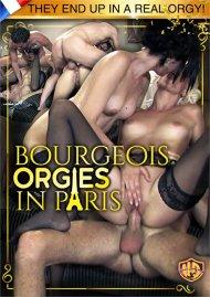 Bourgeois Orgies in Paris Porn Video