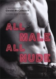 All Male, All Nude gay cinema DVD from Breaking Glass Pictures.