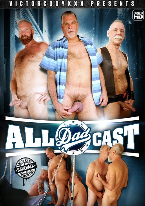 All Dad Cast Boxcover