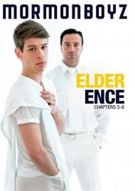 Elder Ence: Chapters 5-8 gay porn DVD from Mormon Boyz
