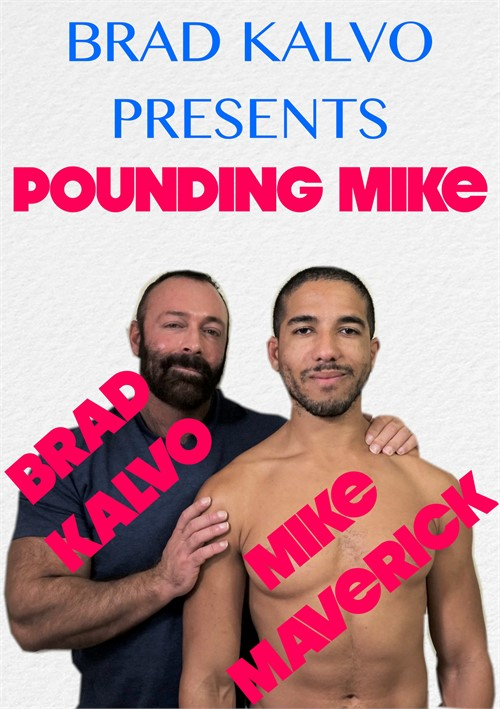Pounding Mike Boxcover
