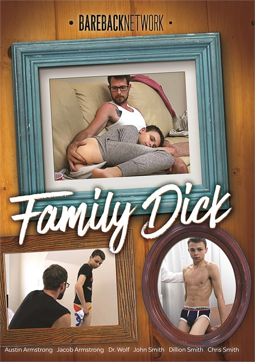 Family Dick 1 Cover Front