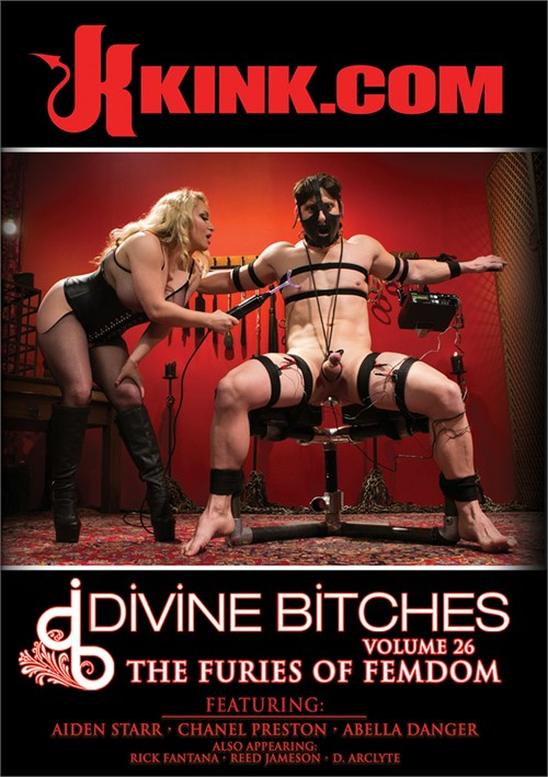 Divine Bitches 26: The Furies of Femdom Boxcover