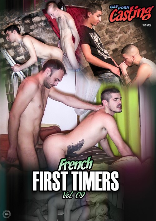 French First Timers Vol. 9 Boxcover