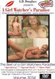 Girl Watcher's Paradise Volume 3034, A Porn Video