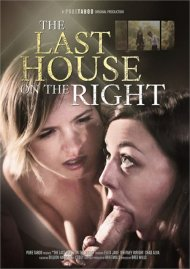 The Last House On The Right porn DVD from Pure Taboo.