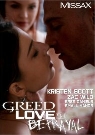 Greed, Love and Betrayal image