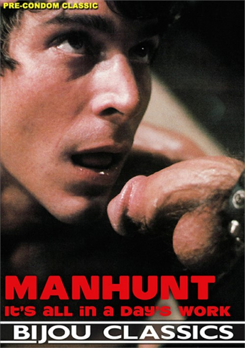 Manhunt Front Cover