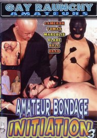 Amateur Bondage Initiation #3 image