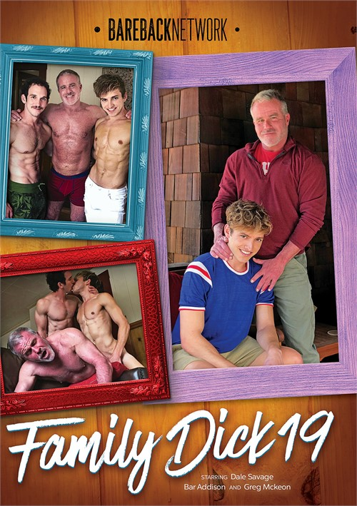 Family Dick 19 Boxcover