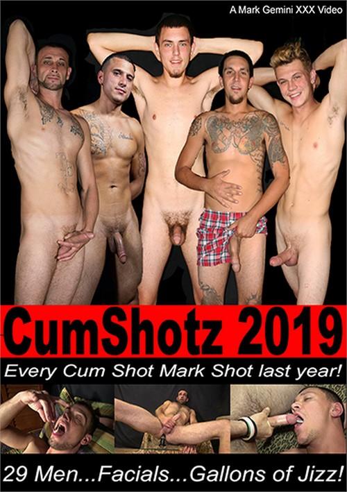 CumShotz 2019 Boxcover