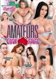 Amateurs Love Anal