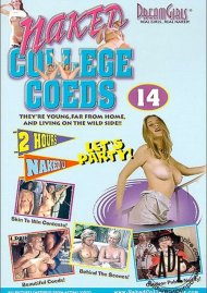 Dream Girls: Naked College Coeds #14 Porn Video