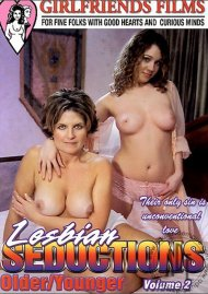 Lesbian Seductions Older/Younger Vol. 2 Porn Video