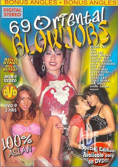 Asian blow job dvd