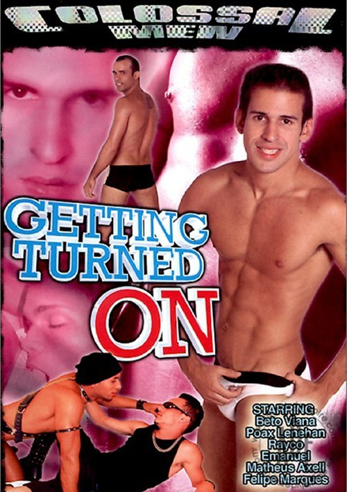 Getting Turned On Boxcover
