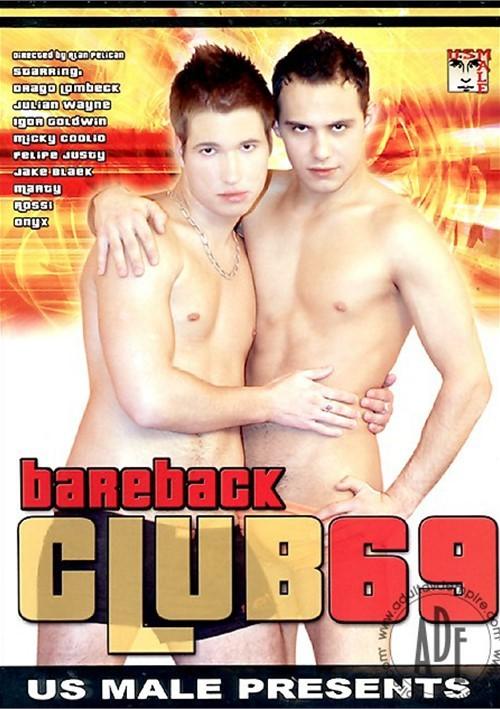 Bareback Club 69 Boxcover