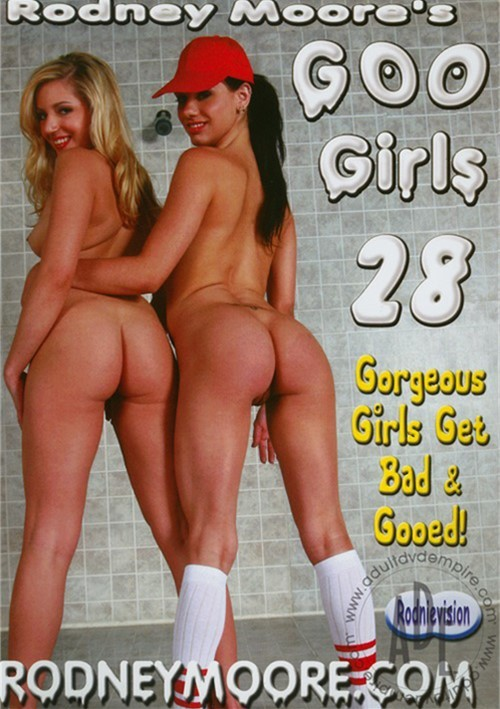 Rodney Moores Goo Girls 28 2007  Adult Dvd Empire-6669