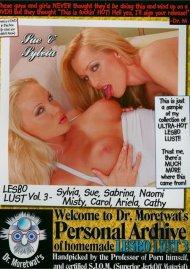 Dr. Moretwats Homemade Porno: Lesbo Lust Vol. 3 Porn Movie