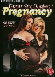 Nina Hartley's Guide To Great Sex During Pregnancy image
