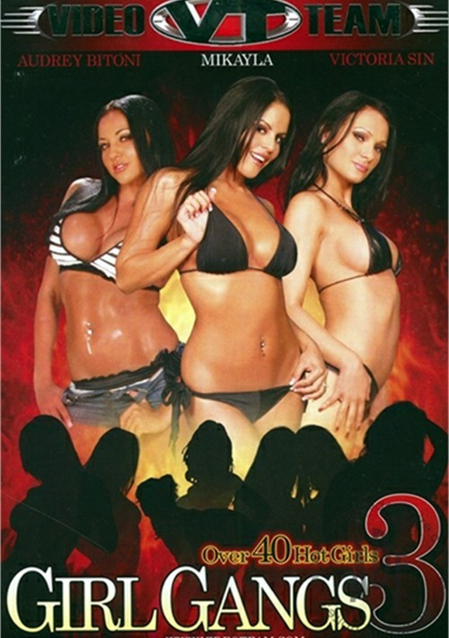 Girl Gangs 3 Boxcover
