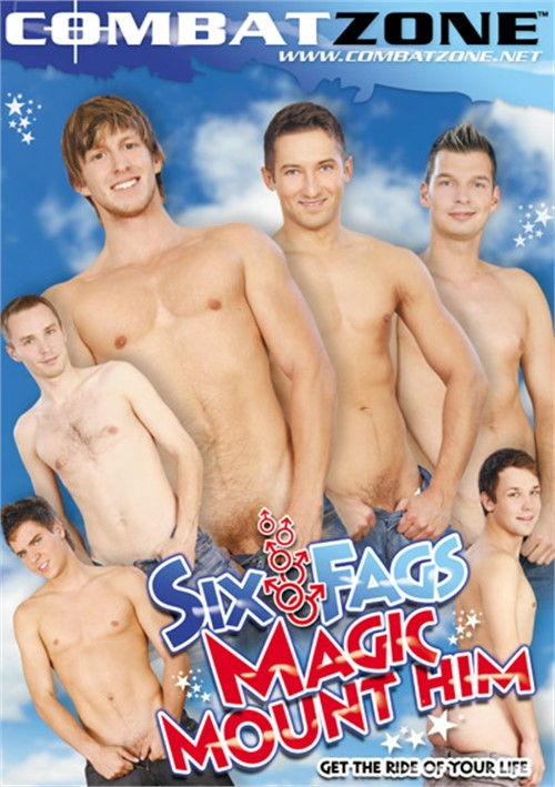 Six Fags Magic Mount Him Boxcover