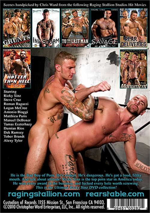 The Best of Ricky Sinz Cover Back