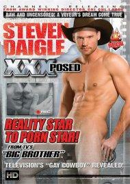 Steven Daigle XXXposed Porn Movie