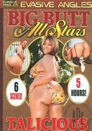 Big Butt All Stars: Talicious