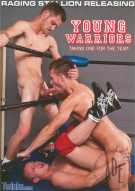 Young Warriors: Taking One For The Team Gay Porn Movie