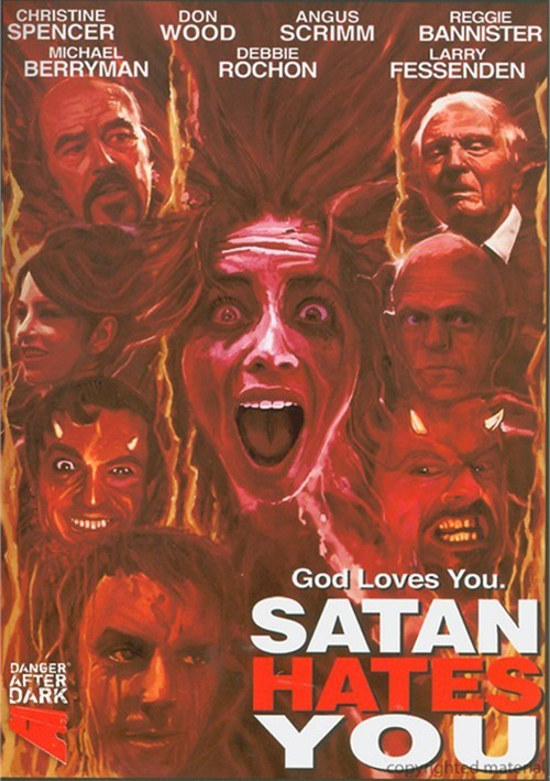 Satan Hates You image