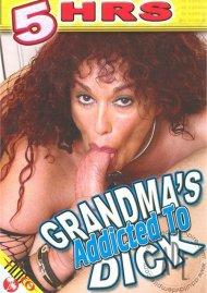 Grandma's Addicted To Dick image