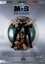 Men In Black: A Hardcore Parody Porn Video