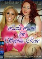 Femorg: Leila Lotts & Sophia Rose Porn Video