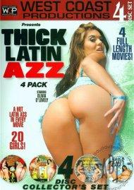 Thick Latin Azz 4-Pack Movie