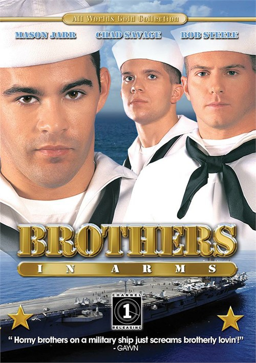 Brothers in Arms (AllWorlds) Cover Front