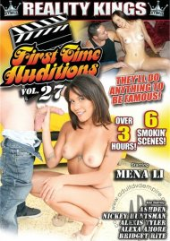 First Time Auditions Vol. 27
