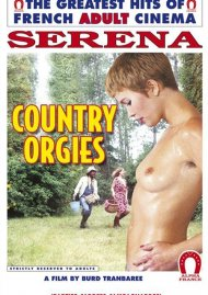 Country Orgies porn DVD from Alpha France Classics.