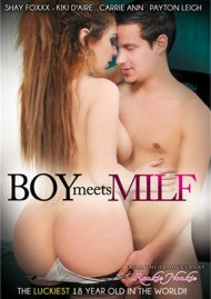 Boy Meets MILF Porn Video