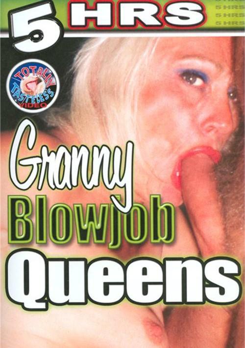 Granny Blowjob Queens