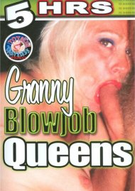 Granny Blowjob Queens Porn Video