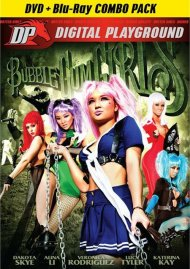 Bubblegum Girls (DVD + Blu-ray Combo)