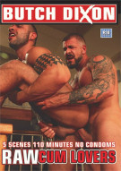 Raw Cum Lovers Boxcover