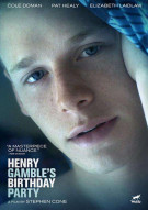 Henry Gambles Birthday Party Gay Cinema Movie