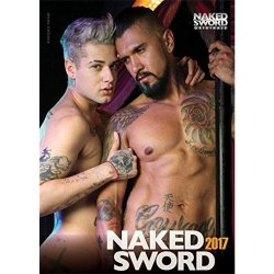 Naked Sword 2017 Calendar Sex Toy