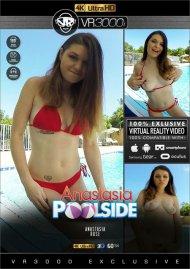 Anastasia Poolside Porn Video