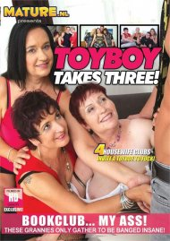 Toyboy Takes Three! Porn Video