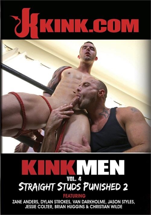 KinkMen Vol. 4: Straight Studs Punished 2 Boxcover