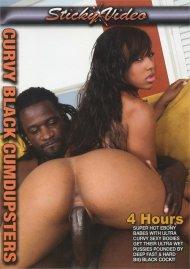 Curvy Black Cumdumpsters Porn Video